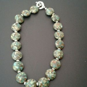 Jewelry - Multi Colored Stone NECKLACE